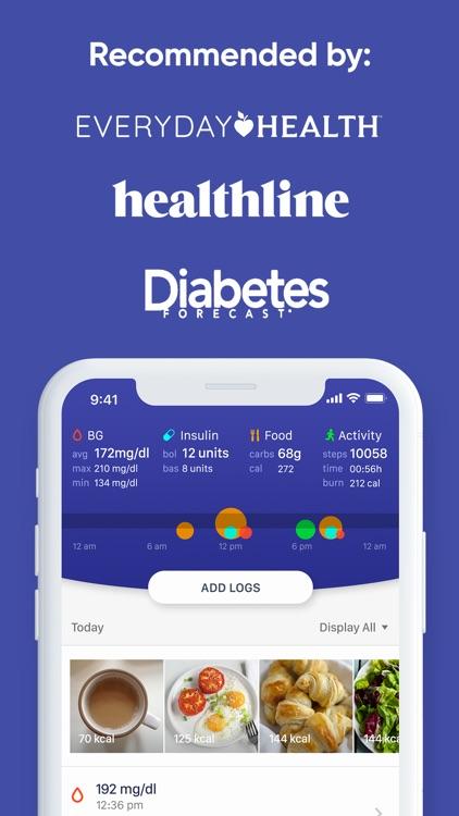 Glucose Buddy+ for Diabetes screenshot-5