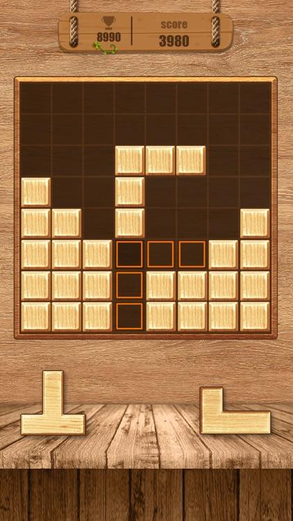 Wood Block Puzzle Classic Game