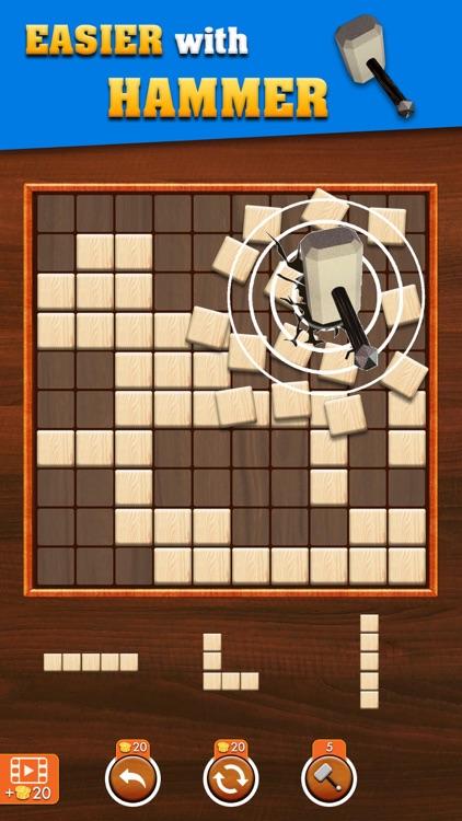 Woody Extreme Block Puzzle screenshot-5