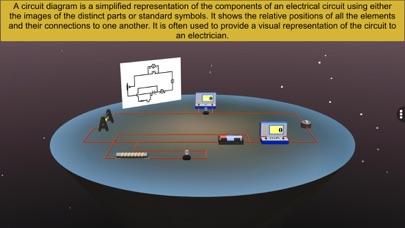 Electric Circuit Diagram screenshot 1