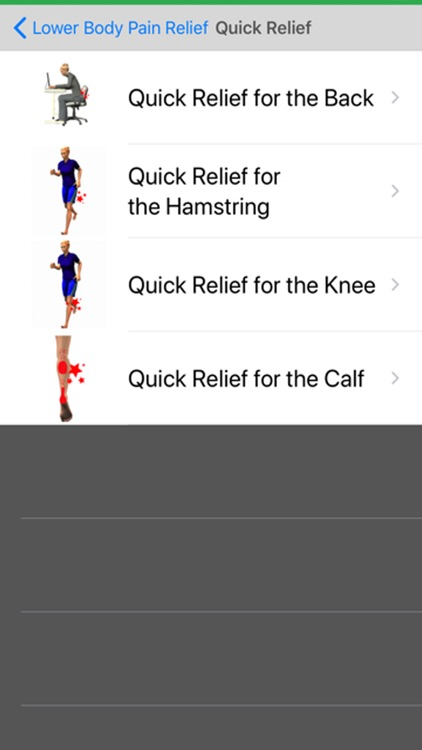Stretch For Pain Relief Lower