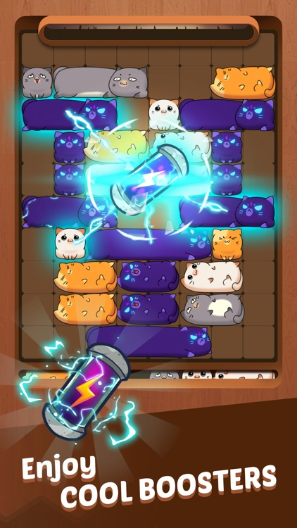 Coco Slide Cats Puzzle ® screenshot-2