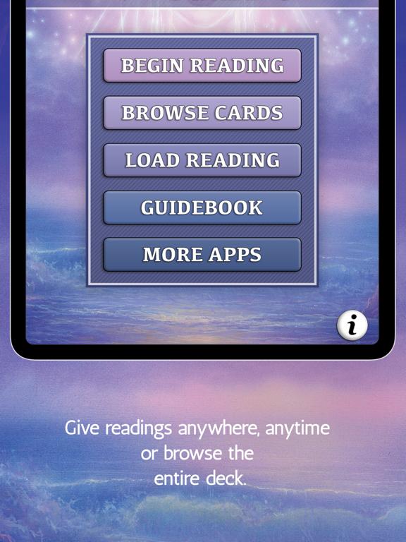 Ipad Screen Shot Oracle of the Hidden Worlds 3