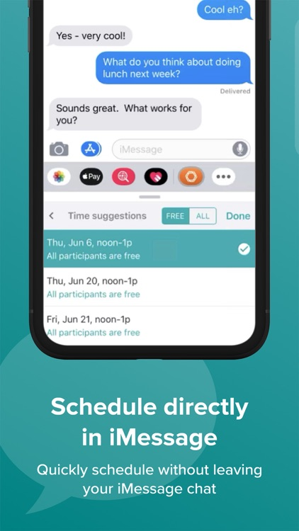 Woven - Calendar & Scheduling screenshot-5