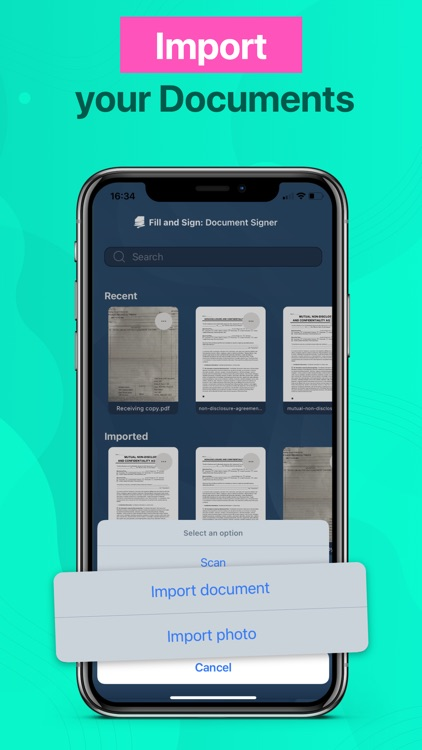 Fill and Sign: Document Signer screenshot-3