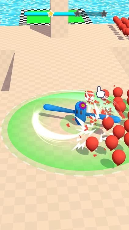 Spinning Rush 3D screenshot-4