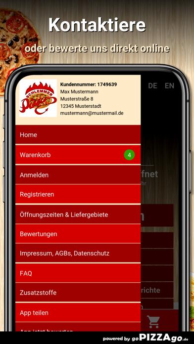 Schlemmer Pizza Schorndorf go screenshot 3