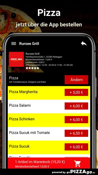 Rursee Grill Nideggen screenshot 5