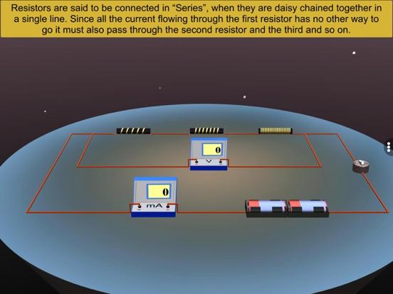 Resistors in Parallel & Series screenshot 13