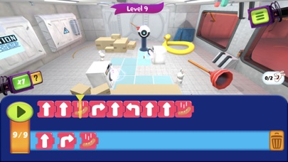 Rabbids Coding screenshot 4