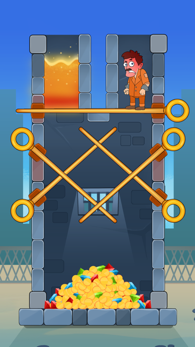 Prison Escape Pull The Pin Screenshot