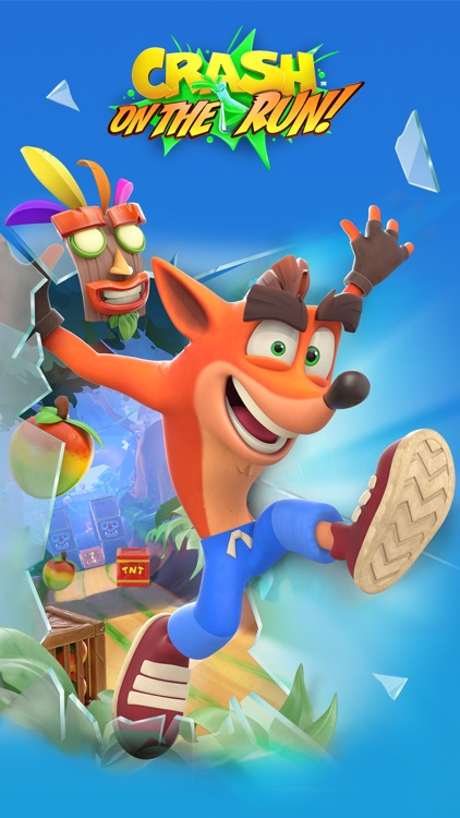 Crash Bandicoot: On the Run! screenshot-5