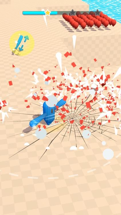 Spinning Rush 3D screenshot-3