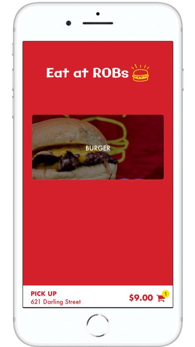 Eat at ROBs Screenshot