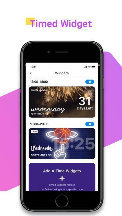 Fun Widget -Custom Home Screen
