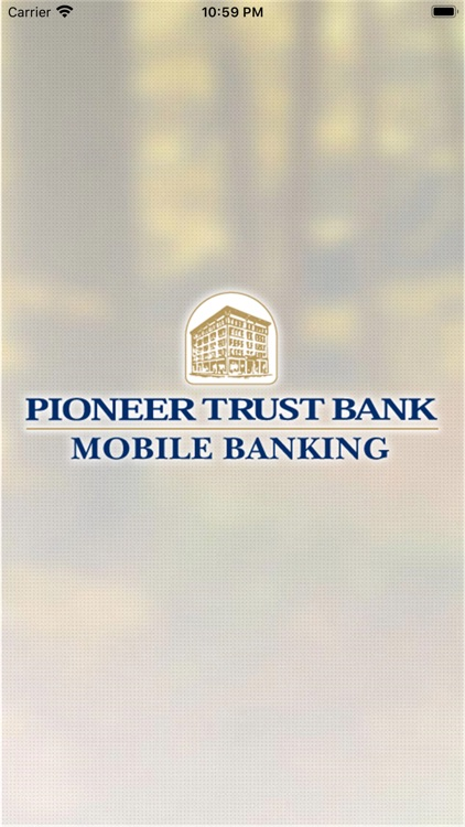 Pioneer Trust Bank Mobile