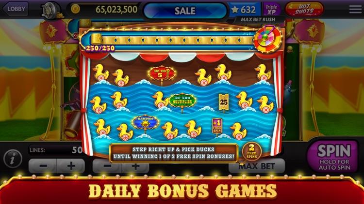 Caesars Casino: Casino & Slots screenshot-5