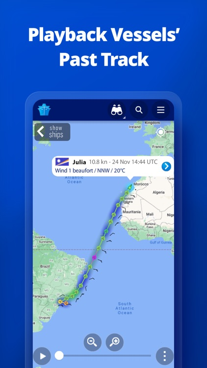 MarineTraffic - Ship Tracking screenshot-6
