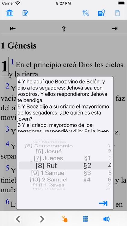 Santa Biblia Ver: Reina Valera