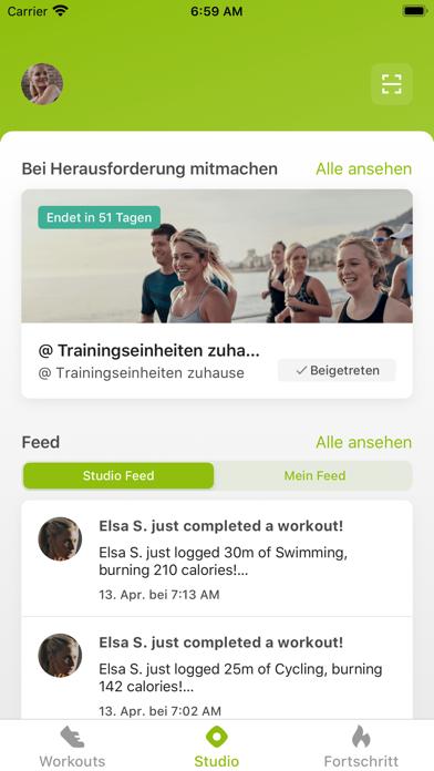 lafit FitnesscenterScreenshot von 4