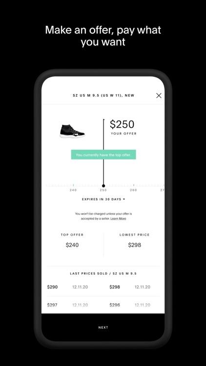 GOAT – Sneakers & Apparel screenshot-3