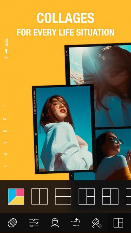 Camly: Photo Editor & Retouch screenshot-9