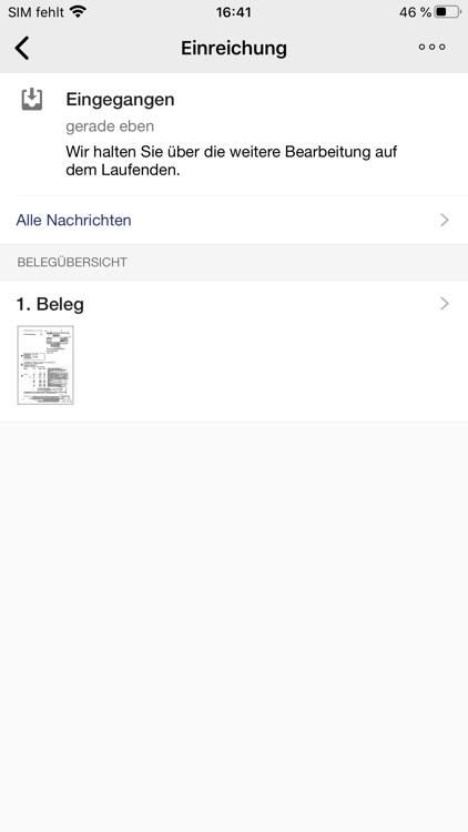 Berliner Beihilfe-App screenshot-4
