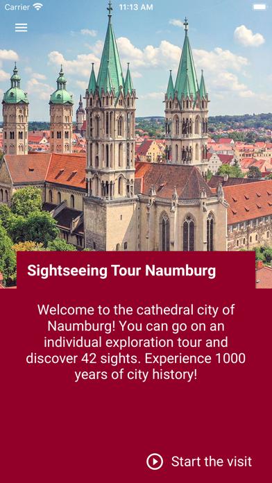 NAUMBURG TOURISM. screenshot 1