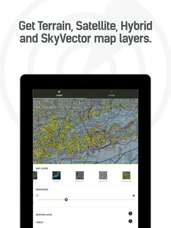RadarBox - Live Flight Trackerのおすすめ画像7