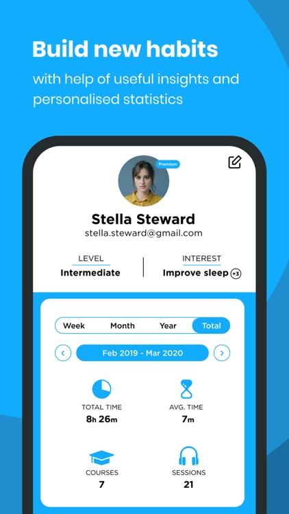 The Mindfulness App screenshot-5