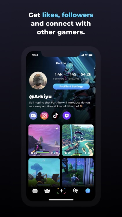 Donut — Game Clip Challenges screenshot-4
