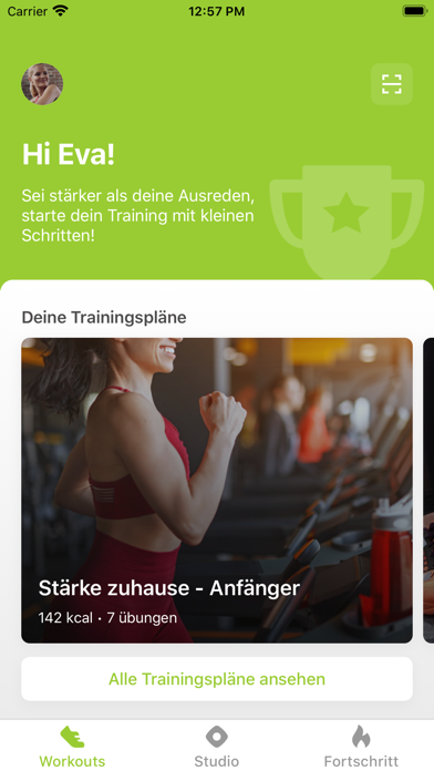 revital FitnessclubScreenshot von 2