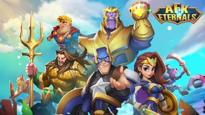 AFK Eternals: Idle RPG Arena free Gems hack