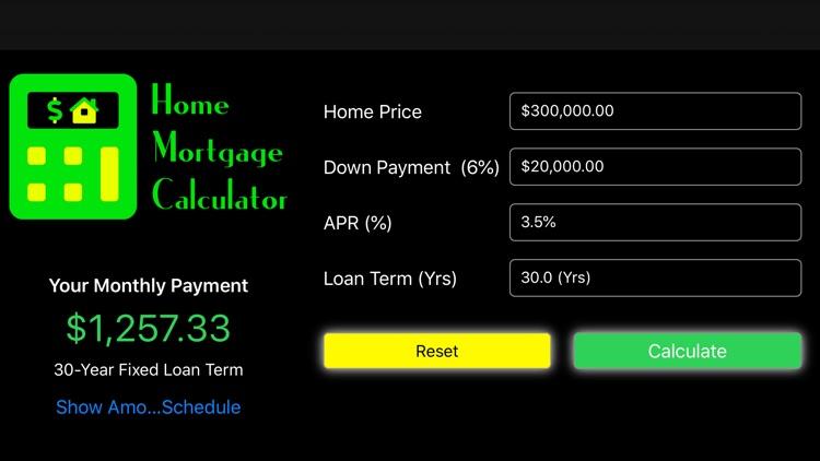 Mortgage My Calculator screenshot-5
