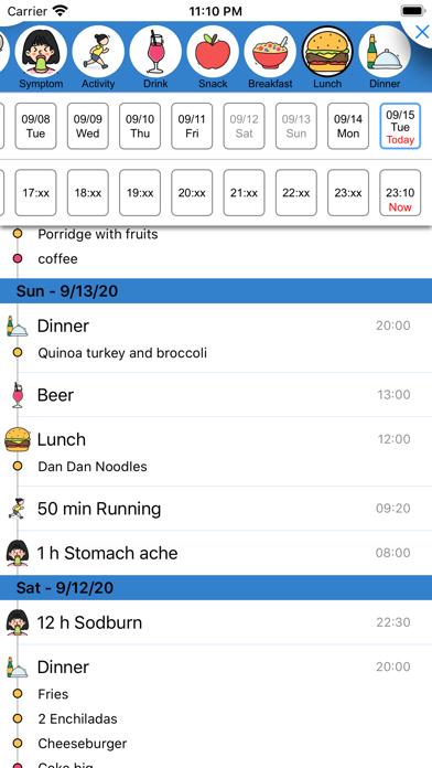 Food Pad screenshot 3