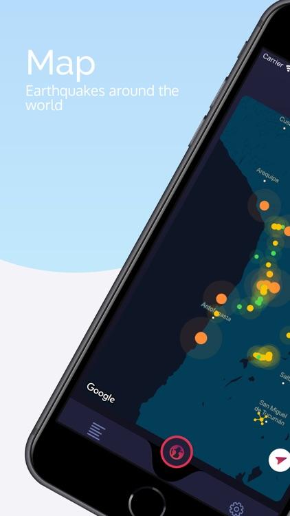 Earthquake & Temblores | Alert