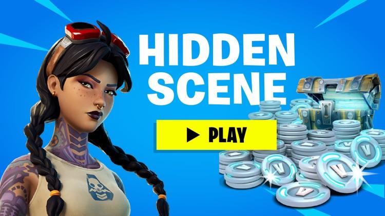 Hidden Scene For Fortnite Jig