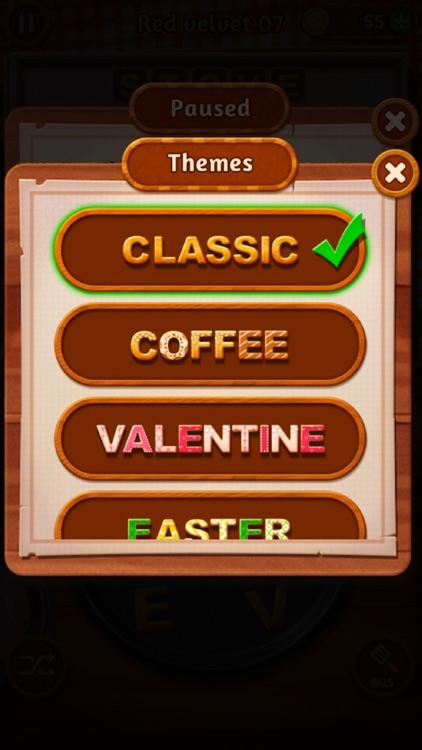 Word Cookies!® screenshot-4