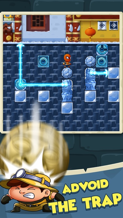 Diamond Quest: The Lost Temple screenshot 1