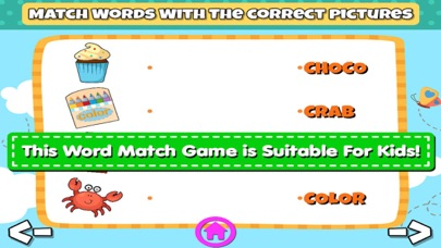 Match Words To Pictures screenshot 3