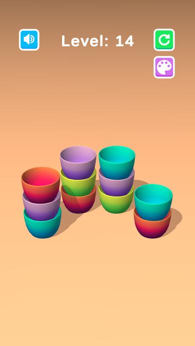 カラーソートパズル : Color Sort Puzzle紹介画像3