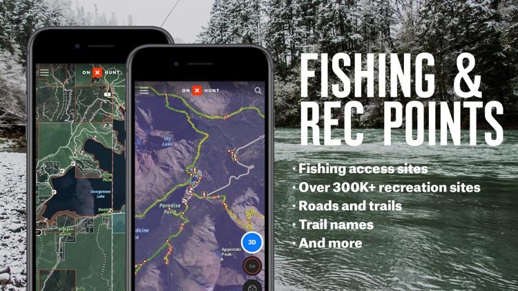 onX Hunt: #1 GPS Hunting Map screenshot-7