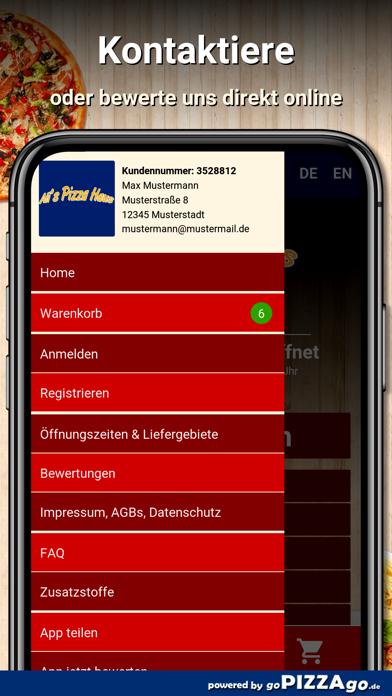 Alis Pizza Haus Bad Schlema screenshot 4