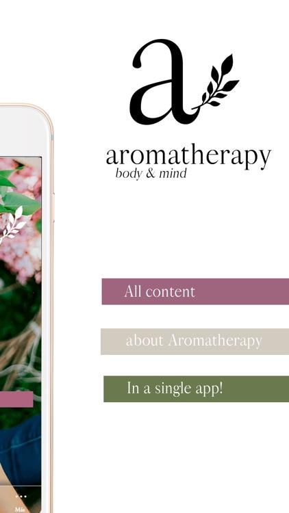 Aromatherapy - Body and Mind