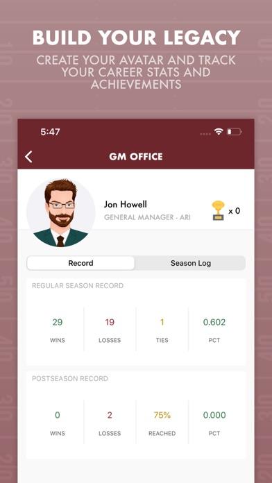 Pocket GM 21: Football Manager screenshot 10