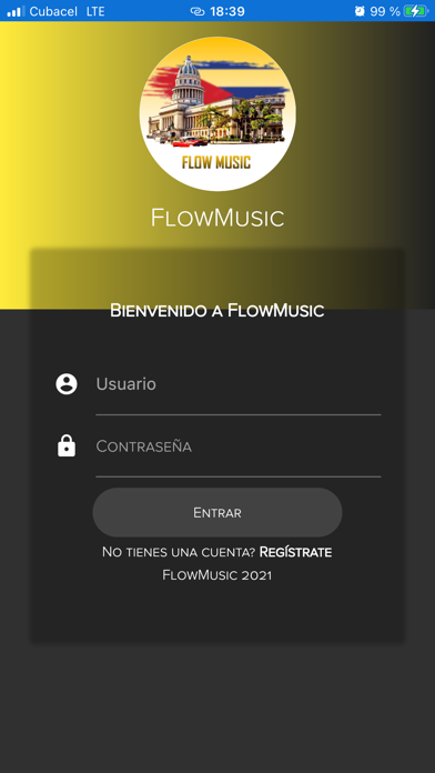 FlowMusic screenshot 1