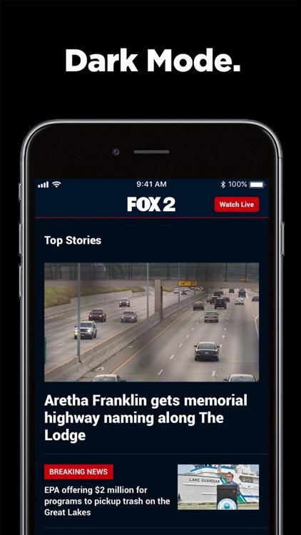 FOX 2: Detroit News & Alerts screenshot-5