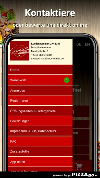 Graciella Bochum Werne screenshot 3