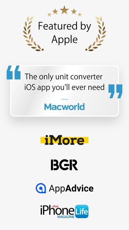 Convoto - Unit Converter screenshot-0