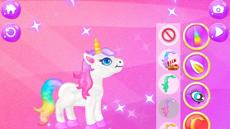 Unicorn Slime - Trendy Fun screenshot-3